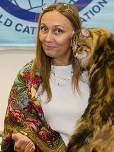 Ирина Горинова